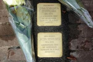 stolpersteine Schrijver-Stoppelman