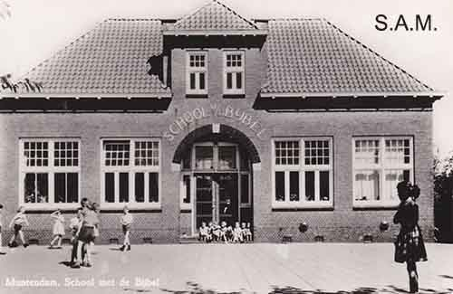 School met de Bijbel, Muntendam