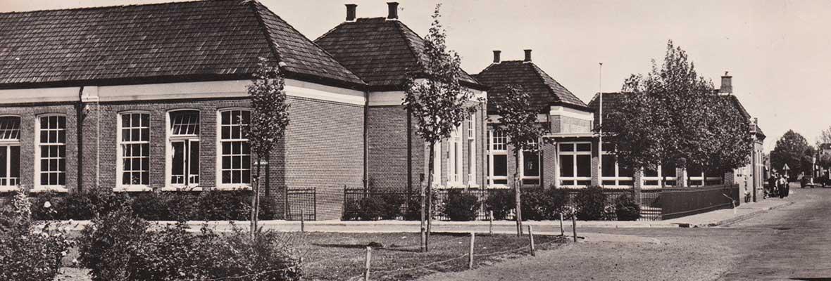 Scholen in Muntendam