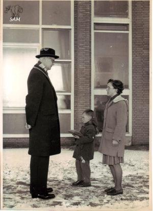 Europaschool -_1963