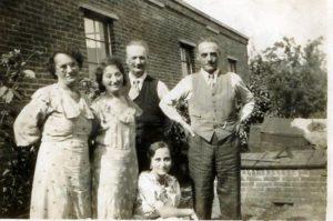 Familie Valk uit Muntendam